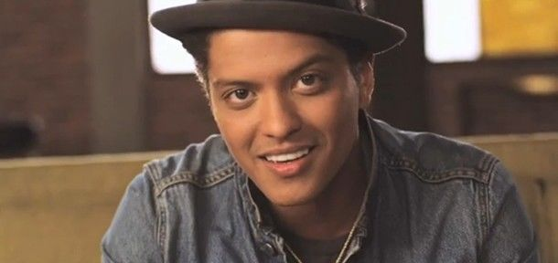 Biografia do Bruno Mars